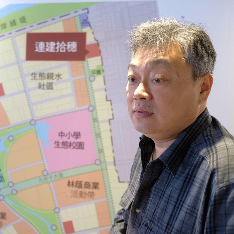 台南建設公司連建建設董事長:生活美學的實踐者