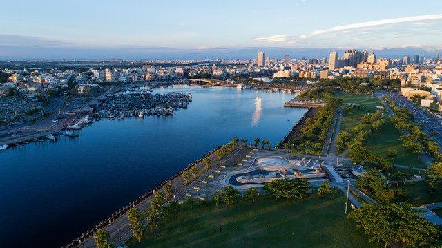 台南安平區即將成立全台最大遊艇碼頭,圖片來源:維基百科|台南建商連建建設