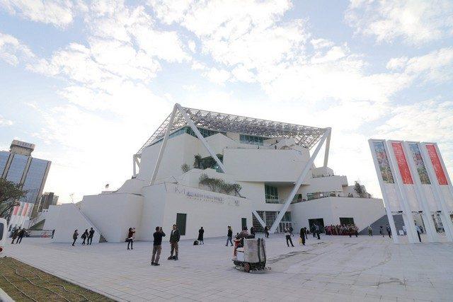 台南美術館終於盛大開幕|台南建商連建建設