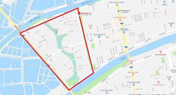 九份子重劃區位置|台南建商連建建設